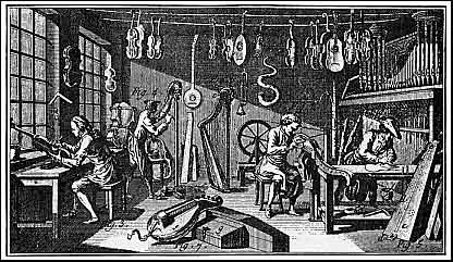 Instrument makers